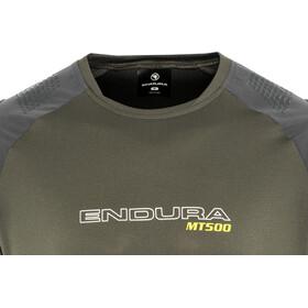Endura MT500 Burner Longsleeve Jersey Men khaki